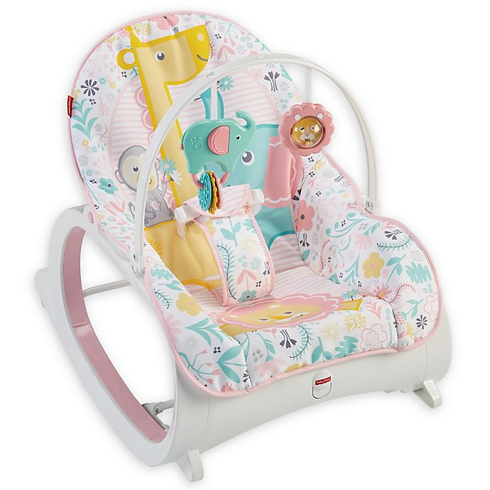 Alternate image 1 for Fisher-Price® Infant-to-Toddler Rocker