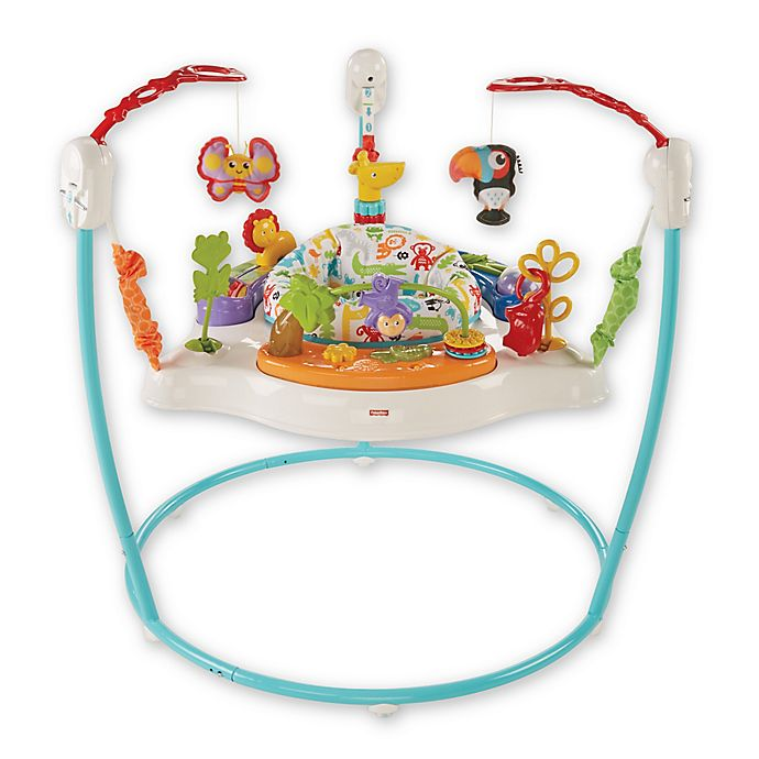 Alternate image 1 for Fisher-Price® Animal Activity Jumperoo®