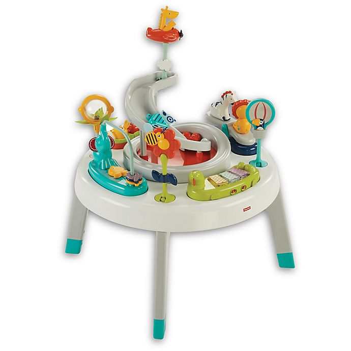 Alternate image 1 for Fisher-Price® 2-in-1 Sit-to-Stand Activity Center