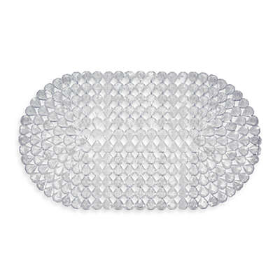 Ginsey Bling Clear Tub Mat