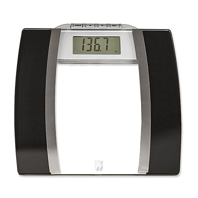 Bmi Bathroom Scale: Weight Watchers® By Conair™ Glass Body Analysis Bathroom