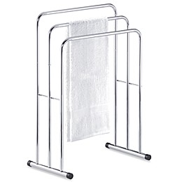 Three-Tier Free Standing Towel Stand Valet