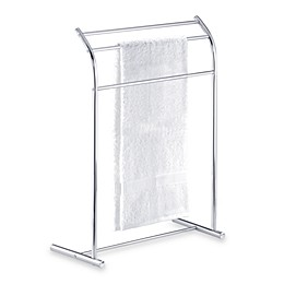 Three-Tier Curved Free Standing Towel Stand