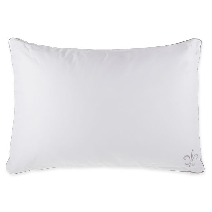 Alternate image 1 for Stearns & Foster® Down Alternative Cotton Side Sleeper Pillow in White