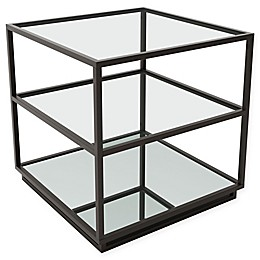 Zuo® Kure End Table in Black
