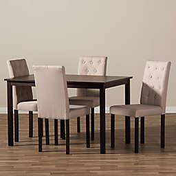Baxton Studio Gardner Dining Furniture Collection