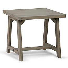 Simpli Home Sawhorse 22-Inch End Table
