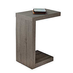 Monarch Specialties 22-Inch Accent/Snack Table