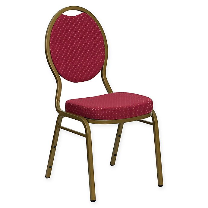 Alternate image 1 for Flash Furniture Upholstered Banquet Chair