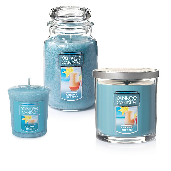 Alternate image 1 for Yankee Candle® Bahama Breeze Candle Collection