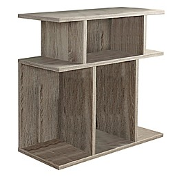Monarch Specialties 24-Inch Open Concept Accent Table