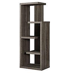 Monarch Specialties Accent Display Bookcase