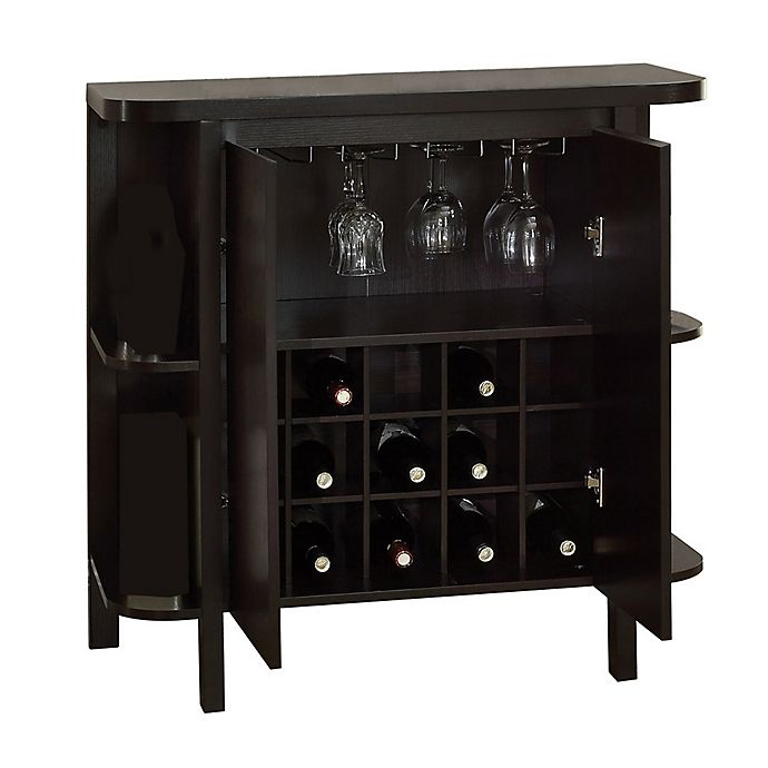 Alternate image 1 for Monarch Specialties 36-Inch Home Bar