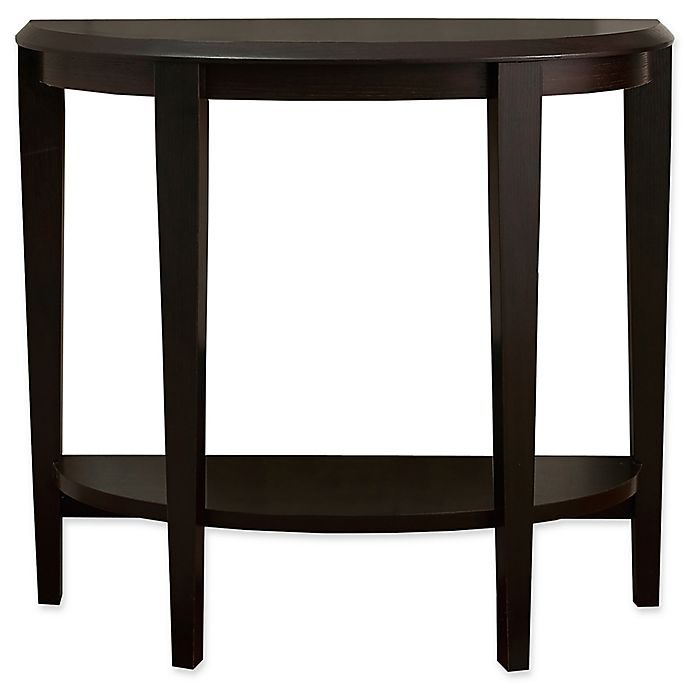36 Inch Hall Console Table