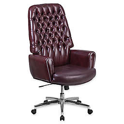 Flash Furniture 50.5-Inch High Back Tufted Executive Chair