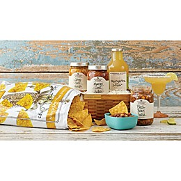 Stonewall Kitchen South of the Border Gift Basket