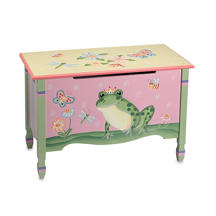 Alternate image 1 for Teamson Magic Garden Toy Chest