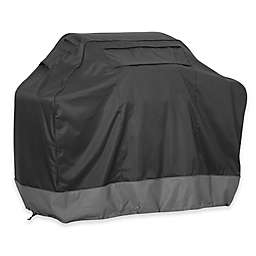 Classic Accessories® Veranda Fadesafe BBQ Grill Cover in Black/Grey