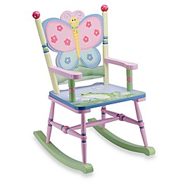 Teamson Magic Garden Rocking Chair