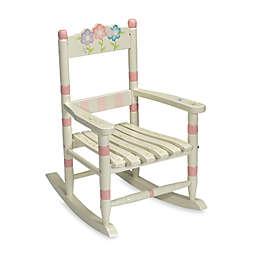 Teamson Flower Rocking Chair