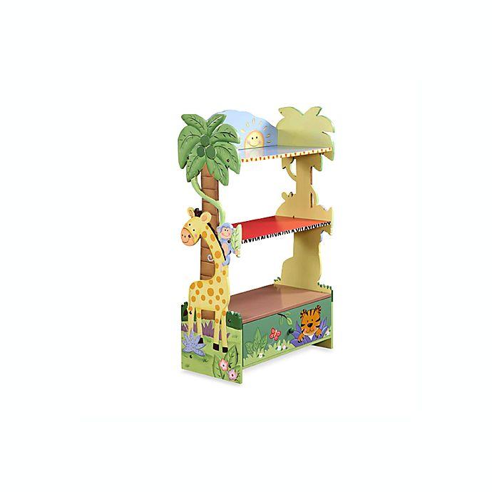 Alternate image 1 for Teamson Sunny Safari Bookcase
