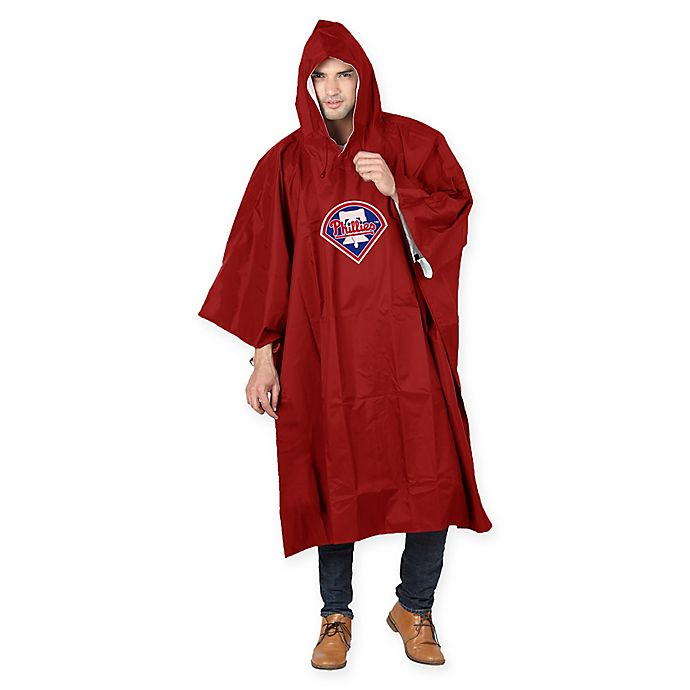 Alternate image 1 for MLB Philadelphia Phillies Poncho