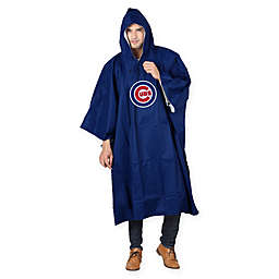 MLB Chicago Cubs Poncho