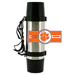 Clemson University Super Thermo Stainless Steel 36 oz. Travel Mug