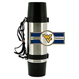 West Virginia University Super Thermo Stainless Steel 36 oz. Travel Mug