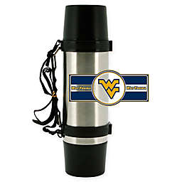 West Virginia University Super Thermo Stainless Steel 36 oz. Travel Mug