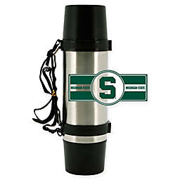 Michigan State University Super Thermo Stainless Steel 36 oz. Travel Mug