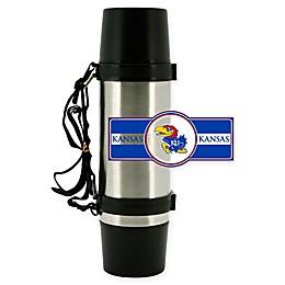 University of Kansas Super Thermo Stainless Steel 36 oz. Travel Mug