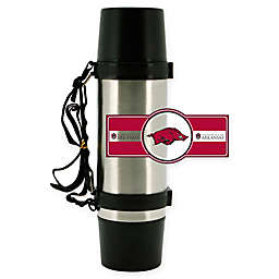 University of Arkansas Super Thermo Stainless Steel 36 oz. Travel Mug