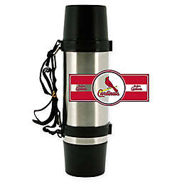 MLB St. Louis Cardinals Super Thermo Stainless Steel 36 oz.Travel Mug