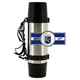 MLB Kansas City Royals Super Thermo Stainless Steel 36 oz.Travel Mug