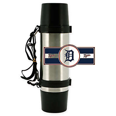 MLB Detroit Tigers Super Thermo Stainless Steel 36 oz.Travel Mug
