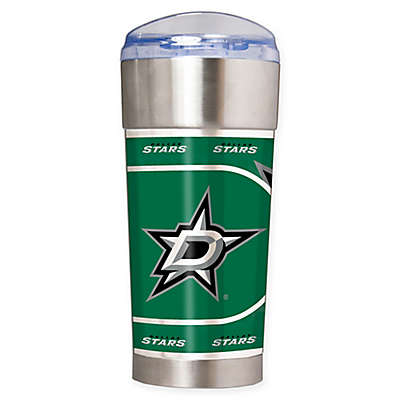 NHL Dallas Stars 24 oz. Vacuum Insulated Stainless Steel EAGLE Party Cup