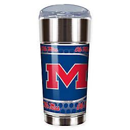 University of Mississippi Rebels 24 oz. Vacuum Insulated Stainless Steel EAGLE Party Cup