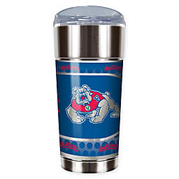 NCAA California State University at Fresno 24 oz. Vacuum Insulated Stainless Steel EAGLE Party Cup