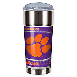 Clemson University Tigers 24 oz. Vacuum Insulated Stainless Steel EAGLE Party Cup