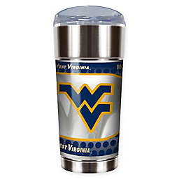 West Virginia University Mountaineers 24 oz. Vacuum Insulated Stainless Steel EAGLE Party Cup