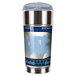 University of North Carolina Tarheels 24 oz. Vacuum Insulated Stainless Steel EAGLE Party Cup