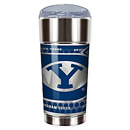 NCAA Brigham Young University 24 oz. Vacuum Insulated Stainless Steel EAGLE Party Cup