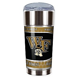 NCAA Wake Forest University 24 oz. Vacuum Insulated Stainless Steel EAGLE Party Cup
