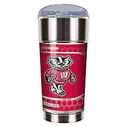 University of Wisconsin Badgers 24 oz. Vacuum Insulated Stainless Steel EAGLE Party Cup