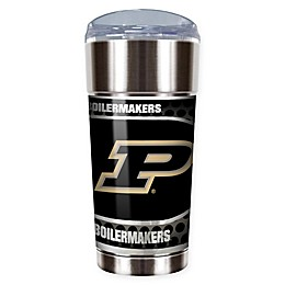 NCAA Purdue University 24 oz. Vacuum Insulated Stainless Steel EAGLE Party Cup
