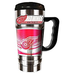 NHL Detroit Red Wings 20 oz. Vacuum Insulated Travel Mug