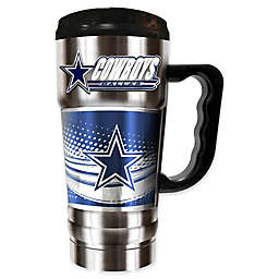 9033b6858 NFL Dallas Cowboys 20 oz. Vacuum Insulated Travel Mug