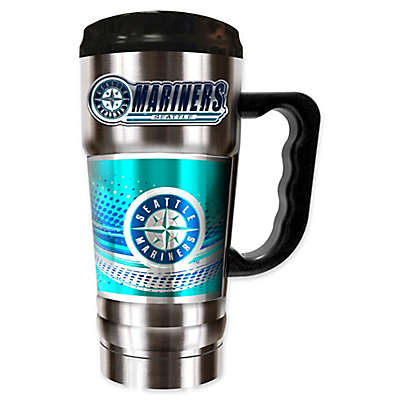 MLB Seattle Mariners 20 oz. Vacuum Insulated Travel Mug