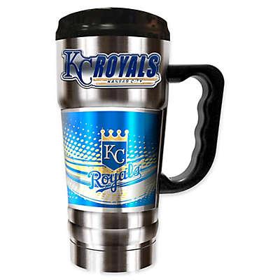 MLB Kansas City Royals 20 oz. Vacuum Insulated Travel Mug